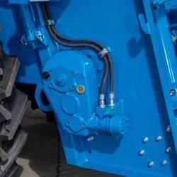 350 Series Floor Drive Gearbox